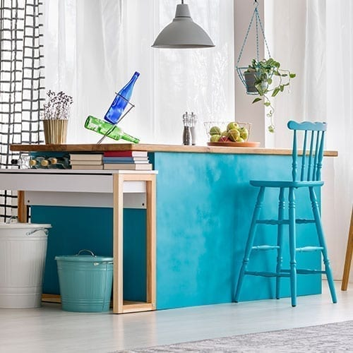 Paint Your Kitchen Island   Blog   The Painting Company