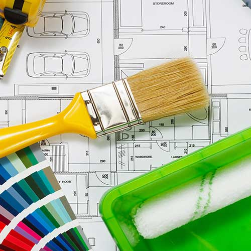 Painting the Common Areas of Your Home | Blog | The Painting Company