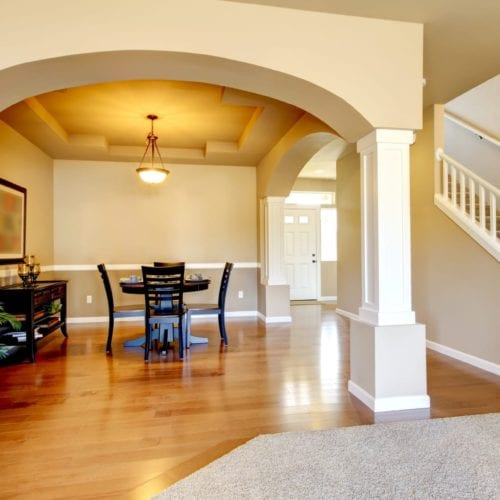 Hardwood and Wall Color Combinations | Blog | The Painting Company