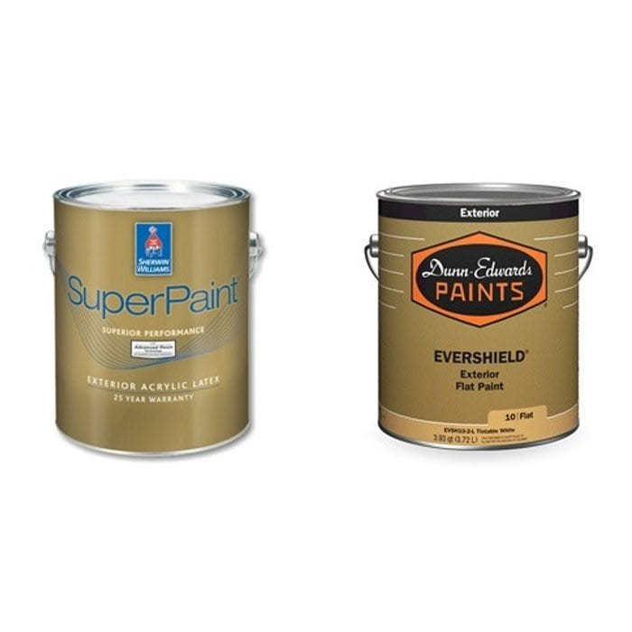 Silver Package | 5-Year Warranty on Home's Exterior Paint | Top Quality 100% Acrylic Paints | Las Vegas Painting Company | Residential & Commercial Painting Services